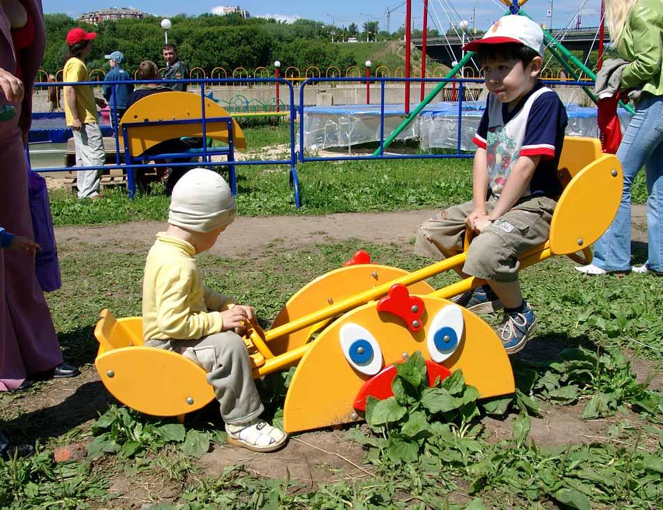 Детская площадка в своем саду своими руками 808